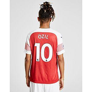 PUMA Arsenal FC 2018 19 Ozil  10 Home Shirt ... e3f89495c8