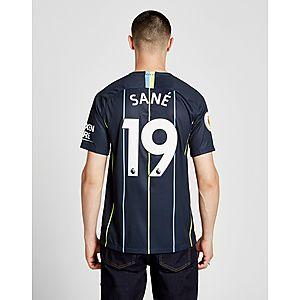 beca4a9ac Nike Manchester City 2018 19 Sane  19 Away Shirt ...
