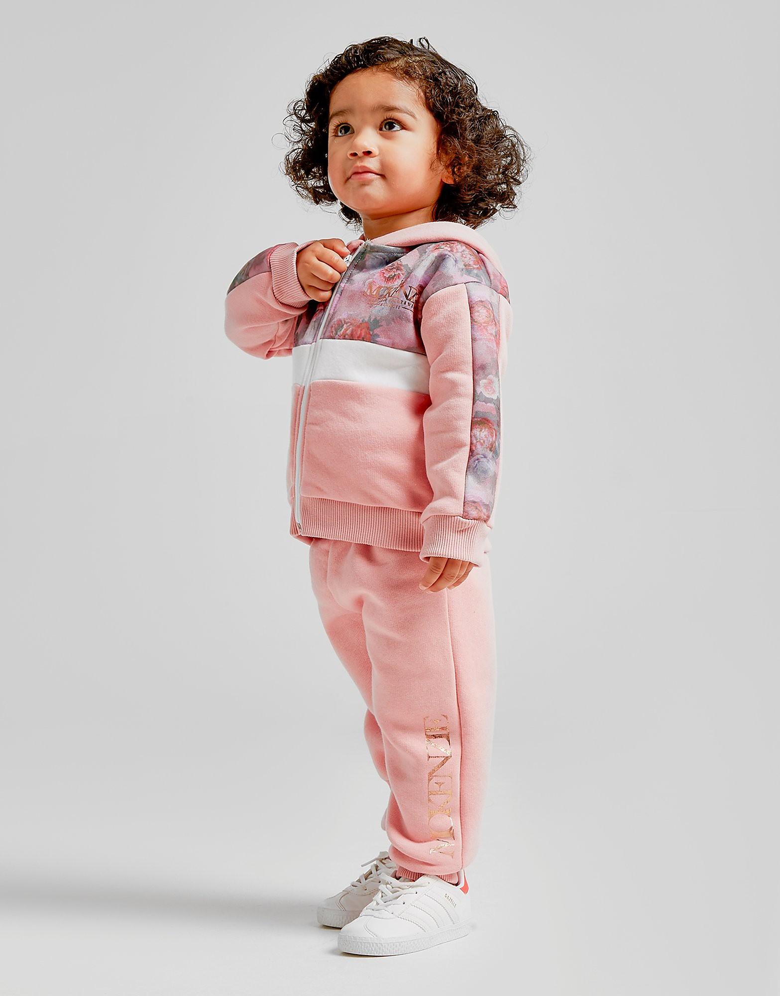 McKenzie Girls' Micro Cara Tracksuit Baby's - alleen bij JD - Roze - Kind