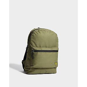 cb60d4e6cb Lyle   Scott Logo Backpack Lyle   Scott Logo Backpack