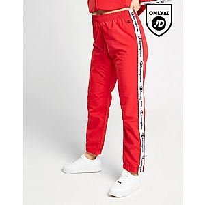 release date: db6fc 198a3 Champion Tape Woven Track Pants Champion Tape Woven Track Pants
