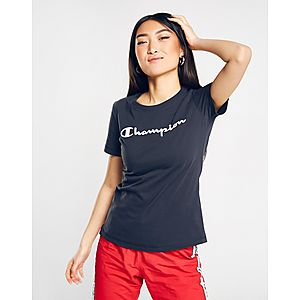 86eb0bfe524f ... Champion Core Logo T-Shirt