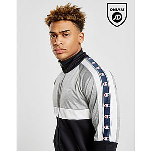 18062531b1 Champion Tape Poly Track Top ...
