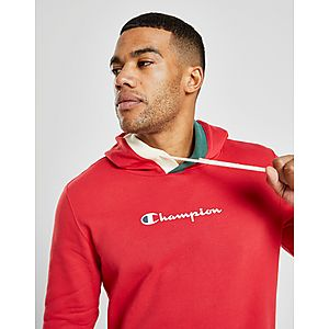 e824478594 Champion Rochester Colour Block Overhead Hoodie Champion Rochester Colour  Block Overhead Hoodie