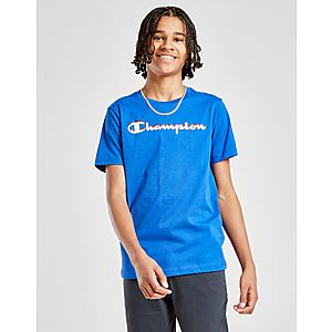 f091cda38987 Champion Logo T-Shirt Junior ...