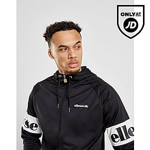 8ce87aaf Ellesse Cropped Pull Over Hoddie With Front Logo A 2016