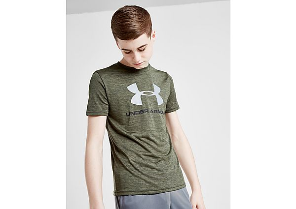 Under Armour Sportstyle Poly T-Shirt Junior - Kind