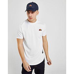 1cd80761d31e Ellesse Cabries Pinstripe T-Shirt ...