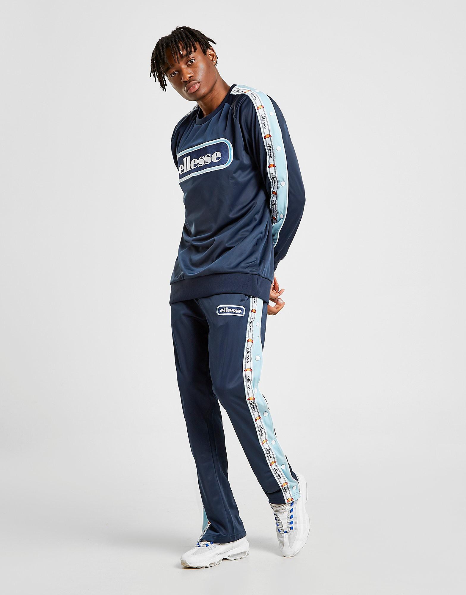 Ellesse Prezza Track Pants - Blauw - Heren