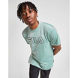 b38b3f48e817 Fila Ewan 2 Velour T-Shirt ...
