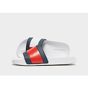 4e7cb1a01d1d8 Tommy Hilfiger Flag Slides Children ...