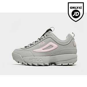 076fe736cfee Childrens Footwear (Sizes 10-2) - Fila Disruptor