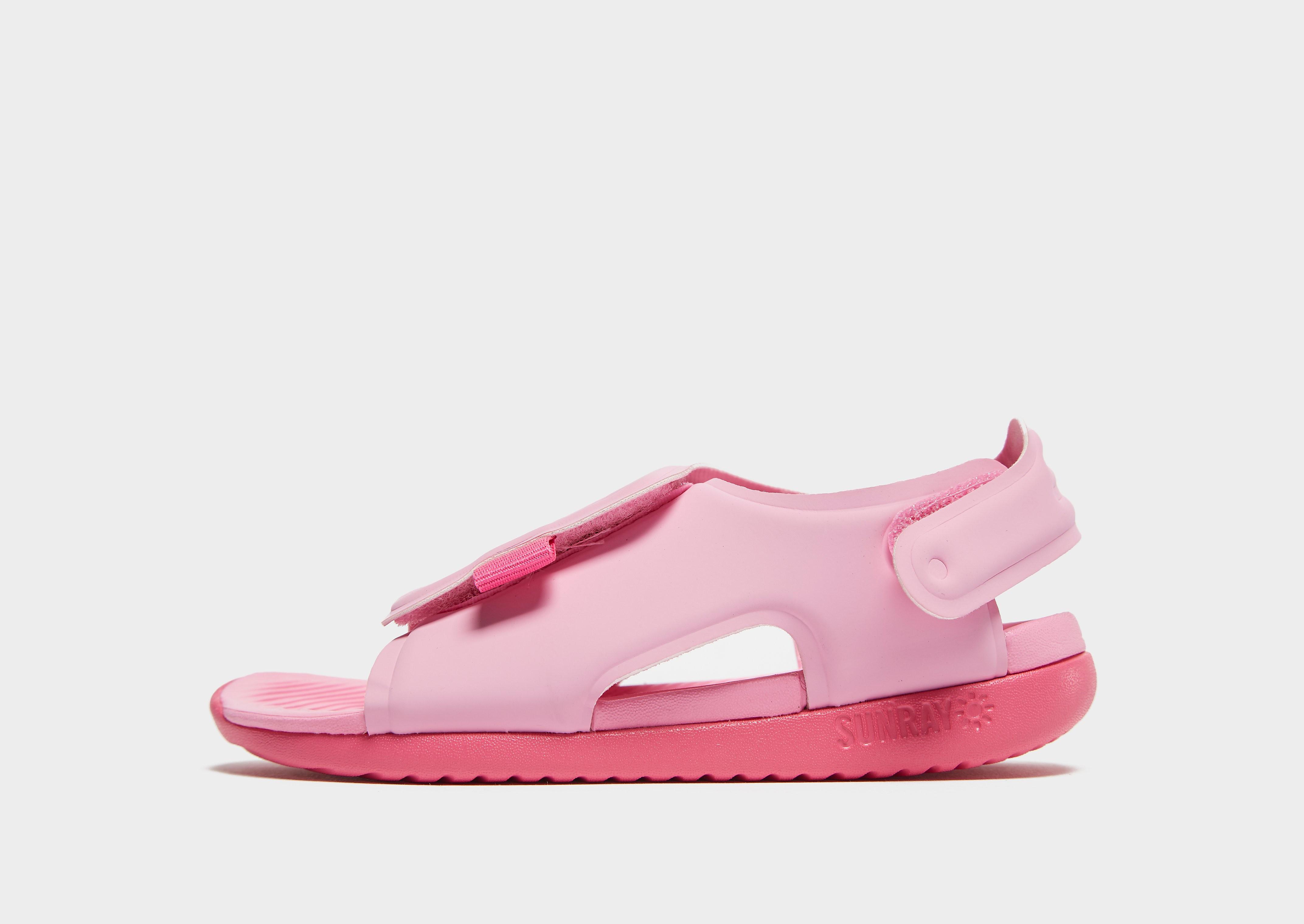 Nike Sunray Adjust Baby's Roze Kind