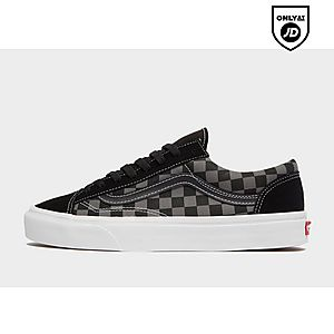 54e8d72302c110 Men s Vans Trainers   Shoes