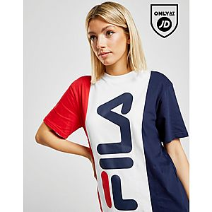 9925758453a9 Fila Panel Boyfriend T-Shirt ...