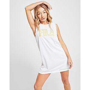5bacab08757f Fila Mesh Tank Dress ...