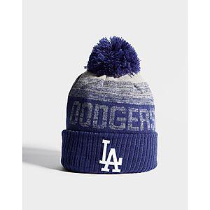 5aded958547 ... New Era MLB Los Angeles Dodgers Pom Beanie