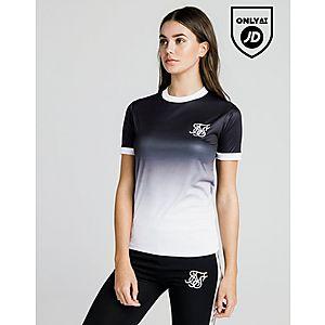 SikSilk Fade T-Shirt SikSilk Fade T-Shirt 7396b3c0d9