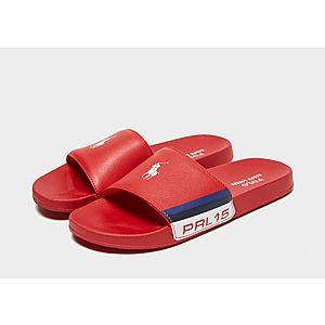 8c3c0a347600 Polo Ralph Lauren Fletcher Slides Junior Polo Ralph Lauren Fletcher Slides  Junior
