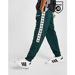 05356e262 adidas Originals Tape Poly Track Pants adidas Originals Tape Poly Track  Pants