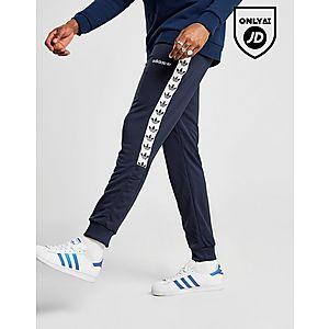 78db99b07b9b adidas Originals Tape Poly Track Pants adidas Originals Tape Poly Track  Pants