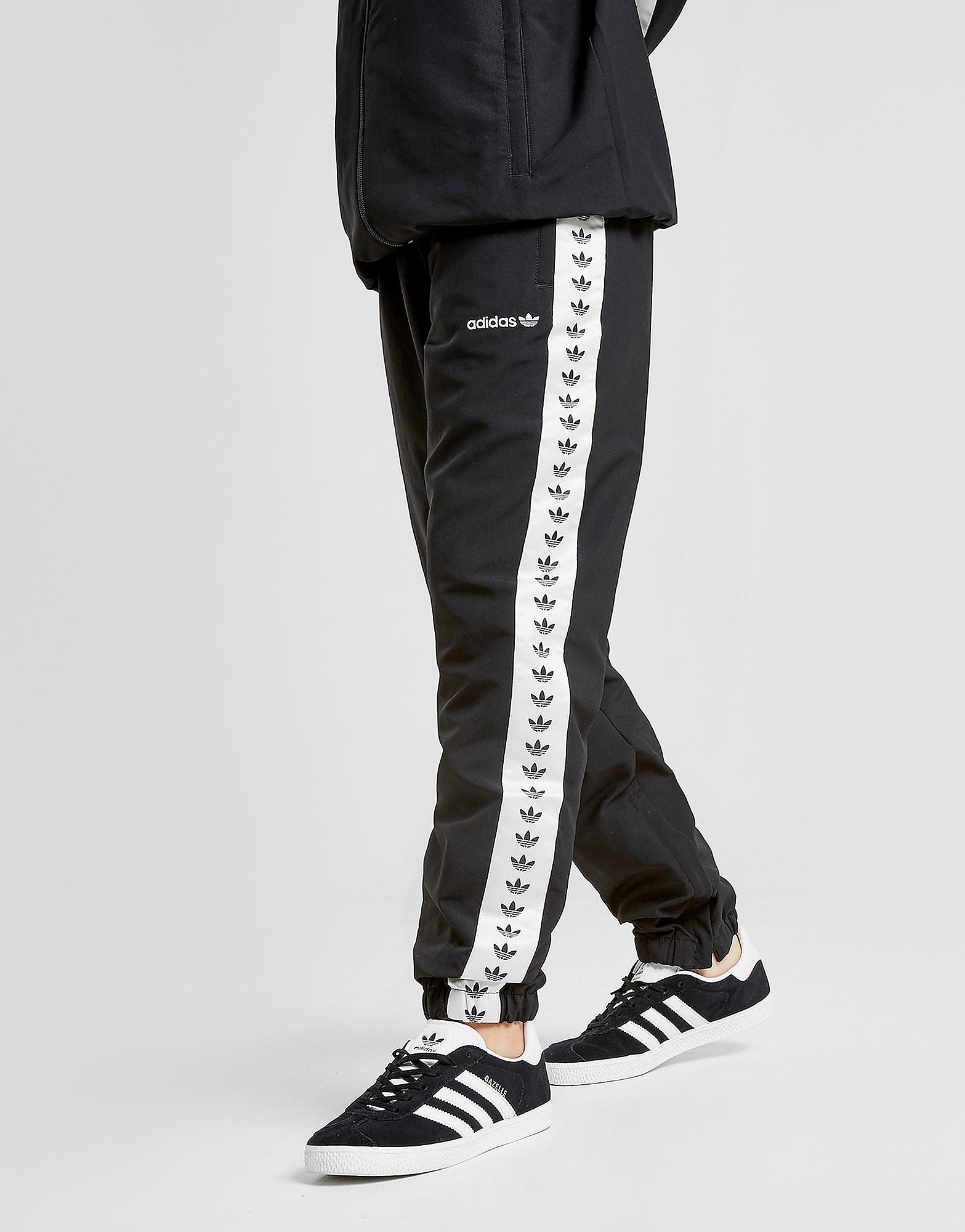 adidas Originals Pantalon de survêtement Tissé Tape Junior - Only at JD - Noir, Noir
