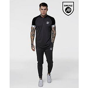 ... SikSilk Baseball Tech T-Shirt d53ed87e0