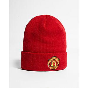3a9171b7d109f ... New Era Manchester United FC Basic Cuff Beanie Hat