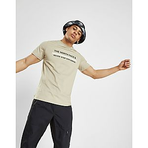 421e81f08f9a The North Face Never Stop Exploring T-Shirt ...