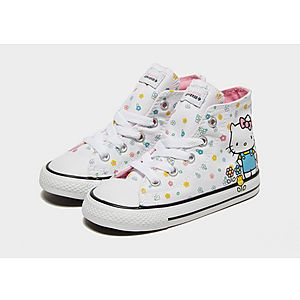 5ab054f36e2e ... Converse x Hello Kitty All Star Hi Infant