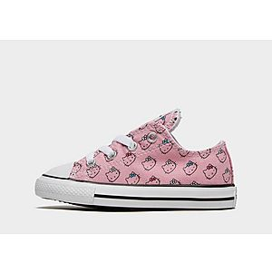 b798e88d5687ee Converse x Hello Kitty All Star Ox Infant ...
