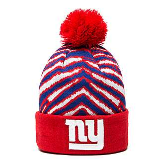 New Era NFL New York Giants Zubaz Bobble Hat