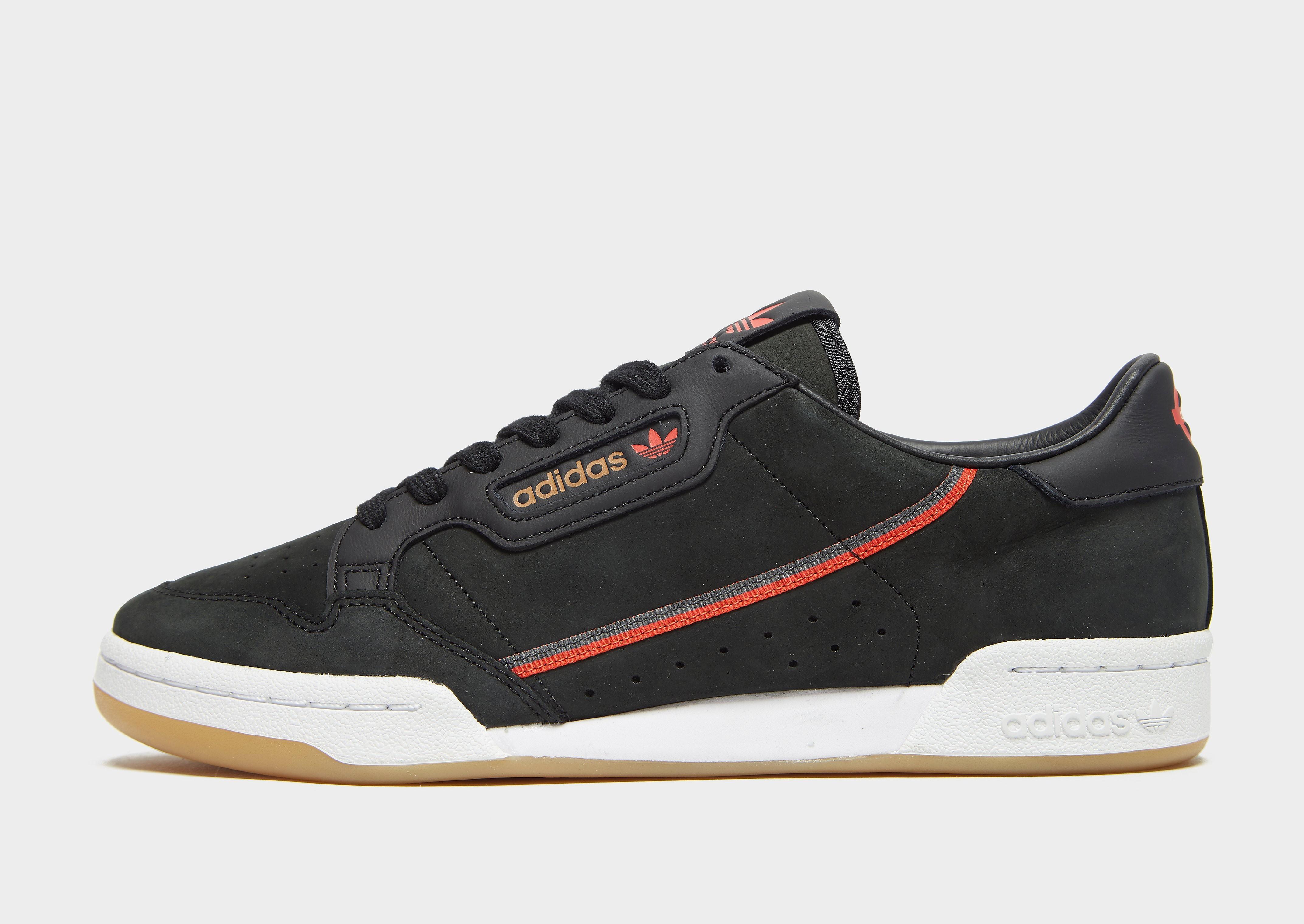 adidas Originals x TFL Continental 80 Heren - Zwart - Heren