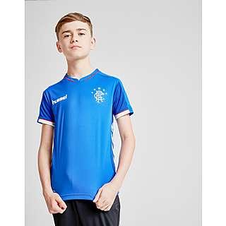 c325974d6f2 Hummel Rangers FC 2018/19 Home Shirt Junior