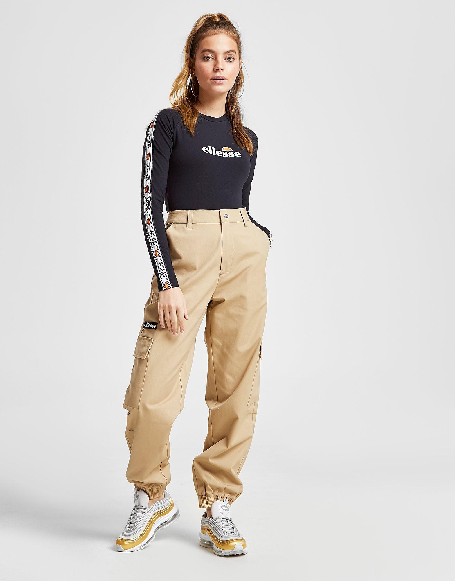 Ellesse Cargo Pants - alleen bij JD - Bruin - Dames