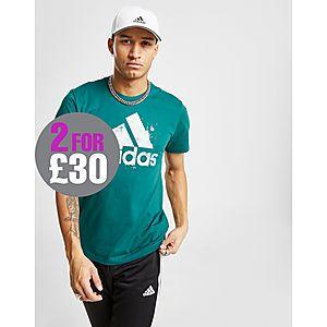 adidas Splatter T-Shirt ... 37a8e97b109e