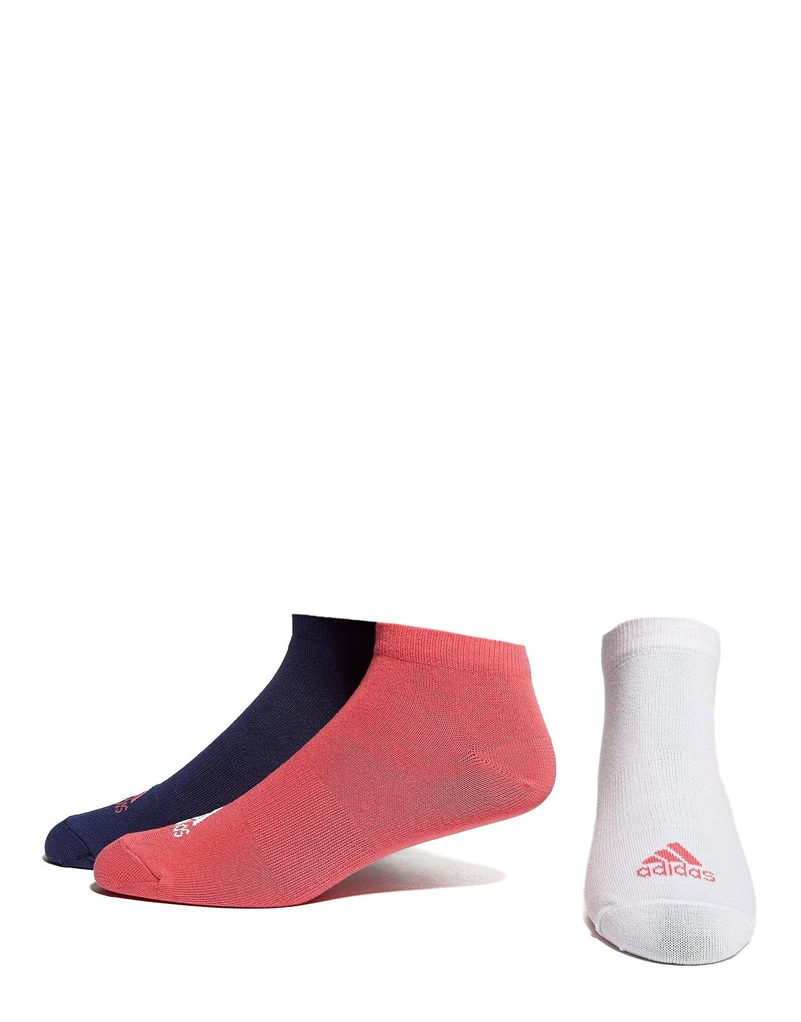 Image of   adidas 3 Pack Invisible Socks