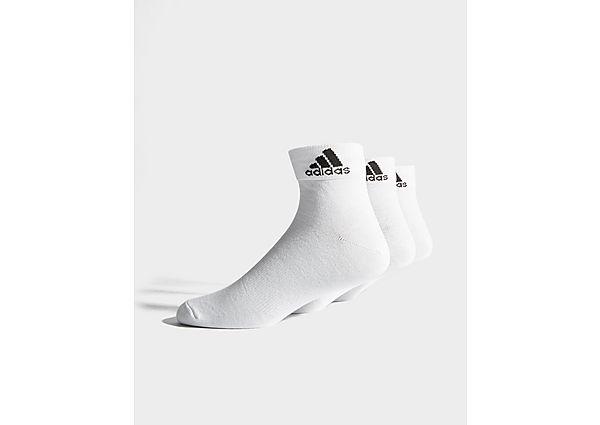 Ropa Interior Mujer deporte adidas 3 Pack Sport Quarter Socks