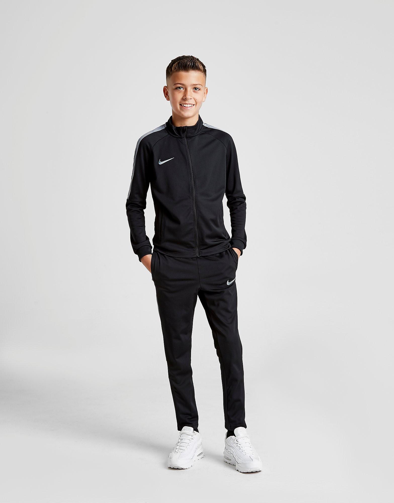 Nike Academy Suit Junior - Zwart - Kind