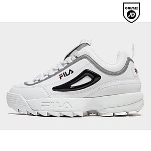 the latest c749c 7f4a6 Fila Disruptor II ...