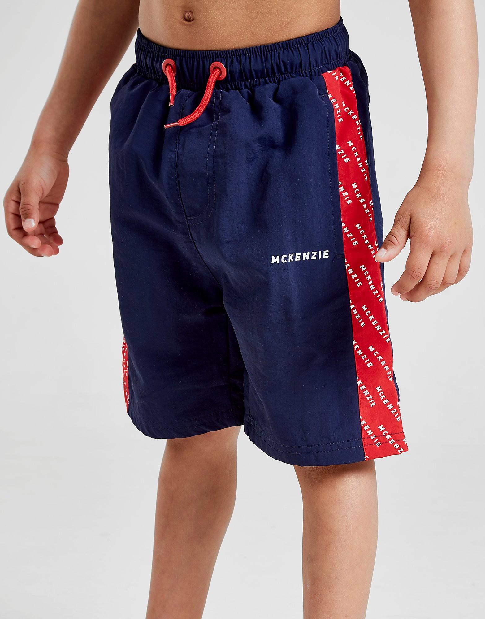McKenzie Mini Apollo Swim Shorts Children - alleen bij JD - Blauw - Kind