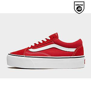 Vans Old Skool Platform Women s ... f93416b47