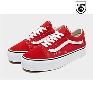 Vans Old Skool Platform Women s Vans Old Skool Platform Women s 2274231a5