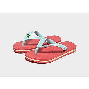 f930f51e0a8e Havaianas Brasil Logo Flip Flops Children Havaianas Brasil Logo Flip Flops  Children