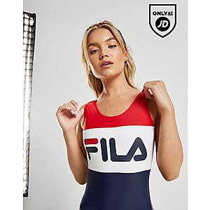 54eb9b86f55c Fila Colour Block Swimsuit ...