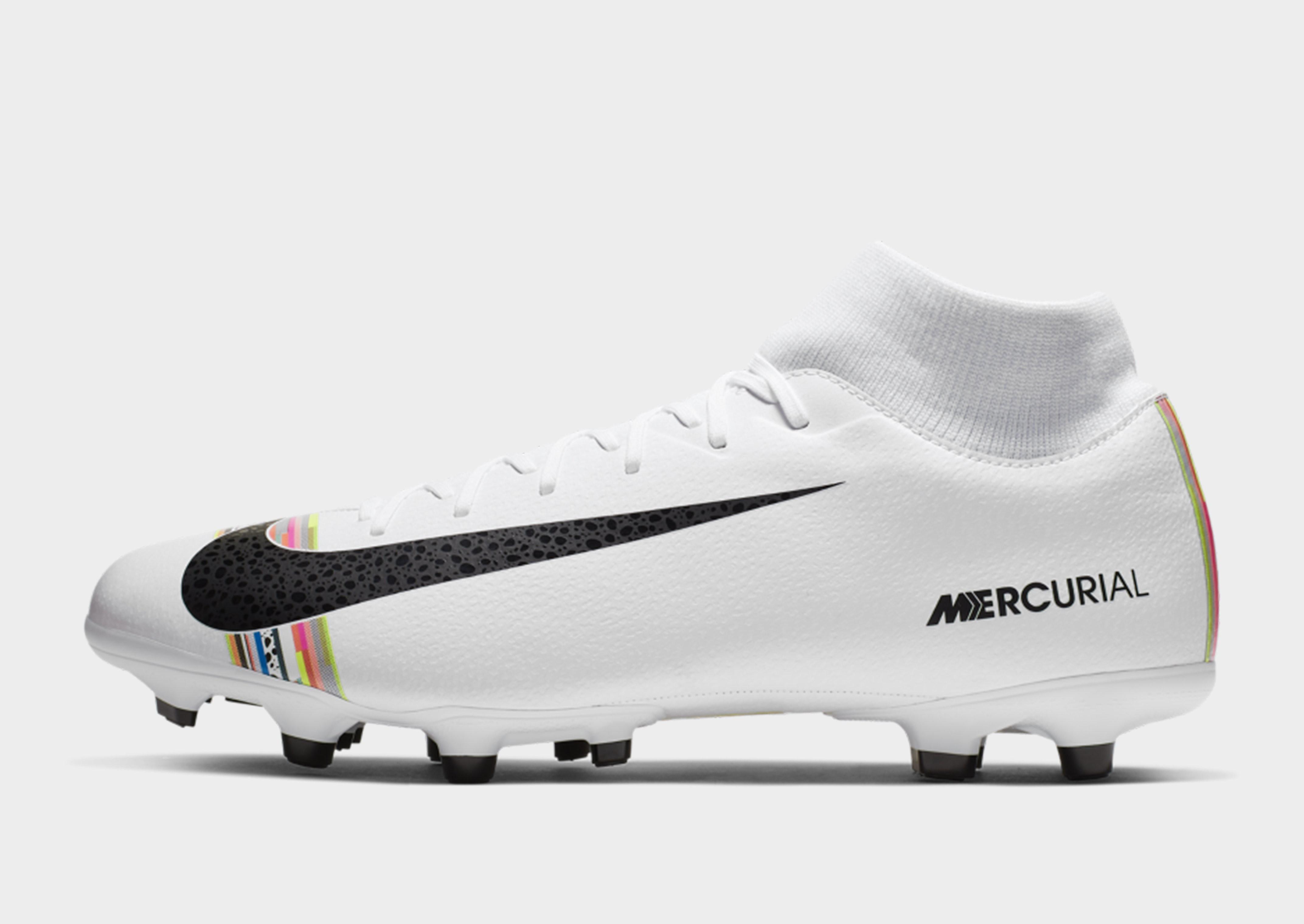 finest selection ec974 cd16c Bild på Nike LVL Up Mercurial Superfly 6 Academy FG Herr, Vit