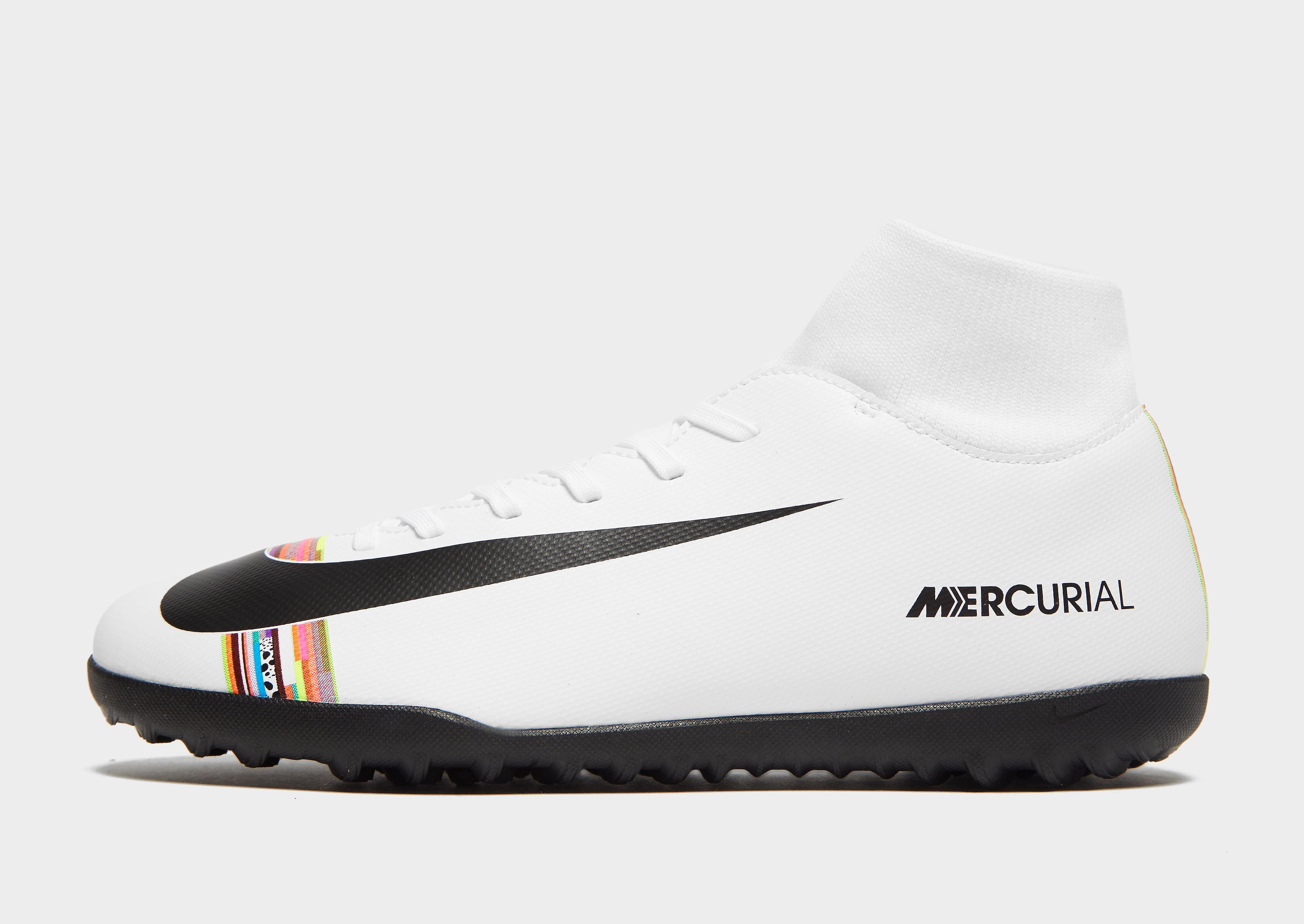 sports shoes 9b3ed d03c1 Bild på Nike LVL Up Mercurial Superfly 6 Club TF Herr, Vit
