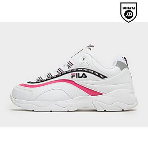 Ladies Fila Trainers  d98b3b51a4b2
