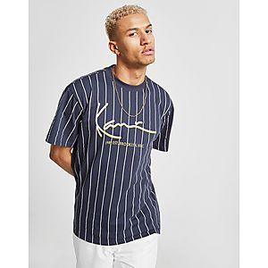 02420131f3765 ... Karl Kani Pinstripe Short Sleeve T-Shirt