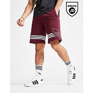 060d6e9c784b adidas Originals Radkin Fleece Shorts adidas Originals Radkin Fleece Shorts